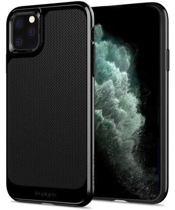 Spigen Neo Hybrid Hoesje Apple iPhone 11 Pro Max Zwart Hoesjes