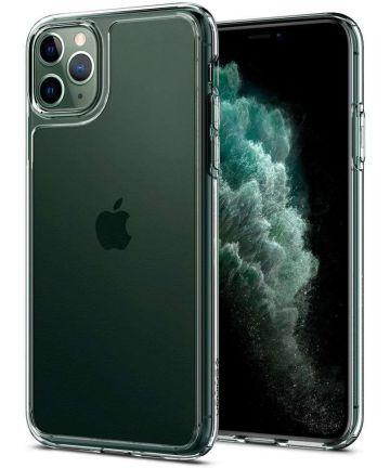 Spigen Quartz Hybrid Apple iPhone 11 Pro Max Hoesje Transparant Hoesjes