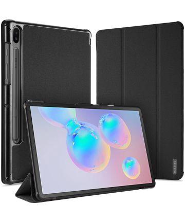 Dux Ducis Domo Series Samsung Galaxy Tab S6 Tri-fold Hoes Zwart Hoesjes