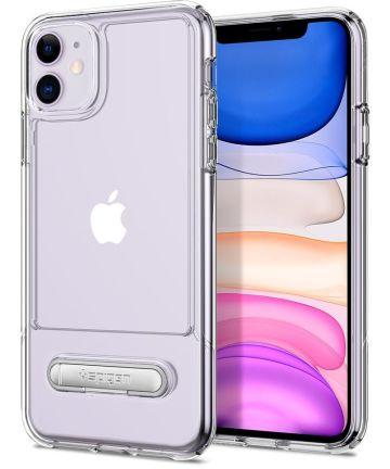 Spigen Slim Armor Essential S Apple iPhone 11 Hoesje Crystal Clear Hoesjes