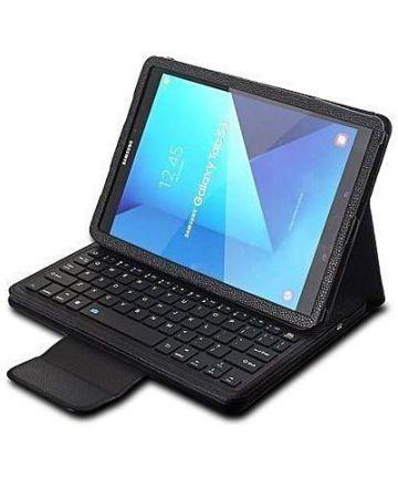 Samsung Galaxy Tab S3 Hoes met Toetsenbord Zwart Hoesjes