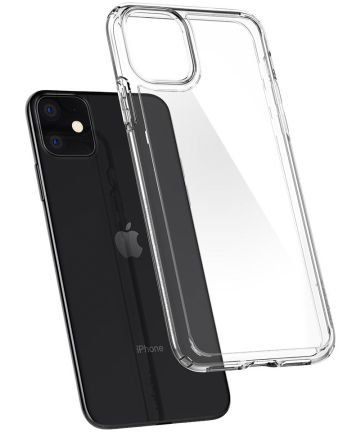 Spigen Ultra Hybrid Apple iPhone 11 Hoesje Transparant Hoesjes