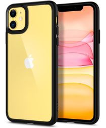 Spigen Ultra Hybrid Apple iPhone 11 Hoesje Zwart