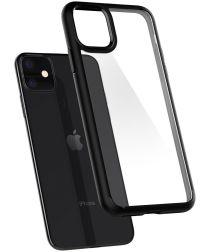 Spigen Ultra Hybrid Apple iPhone 11 Hoesje Zwart