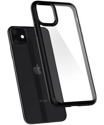 Spigen Ultra Hybrid Apple iPhone 11 Hoesje Zwart Hoesjes