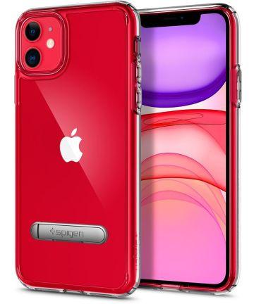 Spigen Ultra Hybrid S Apple iPhone 11 Hoesje Transparant Hoesjes
