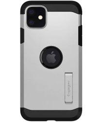 Spigen Tough Armor XP Apple iPhone 11 Hoesje Zilver