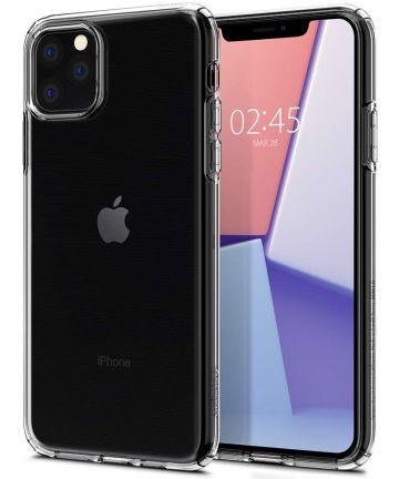 Spigen Crystal Flex Apple iPhone 11 Pro Hoesje Transparant Hoesjes