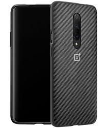 Originele OnePlus 7 Pro Bumper Case Karbon Zwart