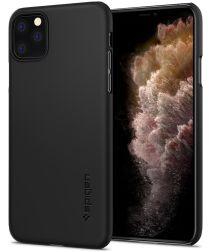 Spigen Thin Fit Apple iPhone 11 Pro Hoesje Zwart