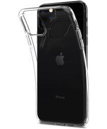 Spigen Liquid Crystal Apple iPhone 11 Pro Hoesje Transparant