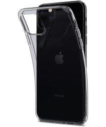 Spigen Liquid Crystal Hoesje Apple iPhone 11 Pro Space Grey