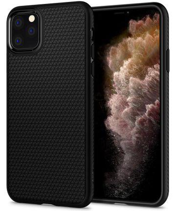 Spigen Liquid Air Hoesje Apple iPhone 11 Pro Zwart Hoesjes