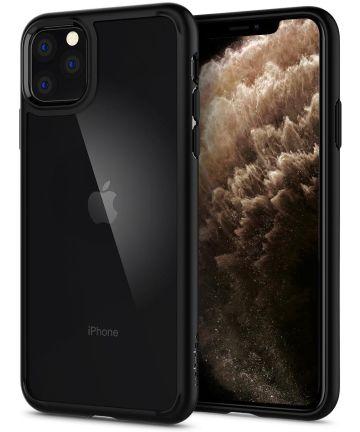 Spigen Ultra Hybrid Hoesje Apple iPhone 11 Pro Zwart Hoesjes
