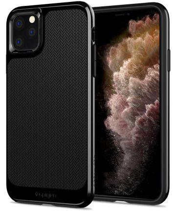 Spigen Neo Hybrid Apple iPhone 11 Pro Hoesje Zwart Hoesjes