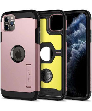 Spigen Tough Armor XP Hoesje Apple iPhone 11 Pro Roze Goud Hoesjes