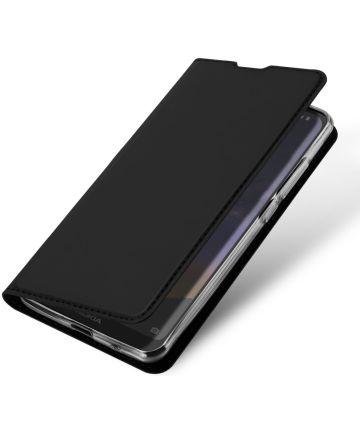 Dux Ducis Skin Pro Series Book Case Nokia 2.2 Hoesje Zwart Hoesjes