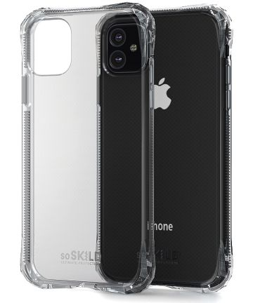 SoSkild Absorb 2.0 Impact Apple iPhone 11 Hoesje Slightly Grey Hoesjes