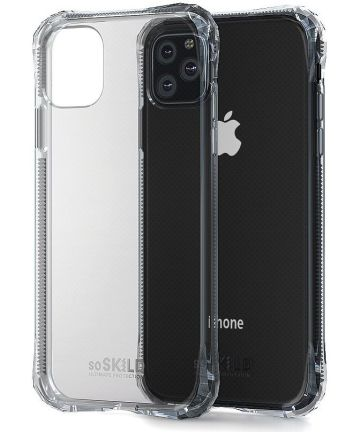 SoSkild Absorb 2.0 Apple iPhone 11 Pro Max Impact Hoesje Transparant Hoesjes