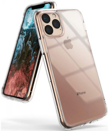 Ringke Fusion Apple iPhone 11 Pro Hoesje Transparant