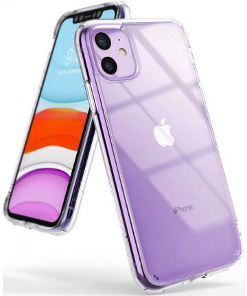 Ringke Fusion Apple iPhone 11 Hoesje Transparant Hoesjes