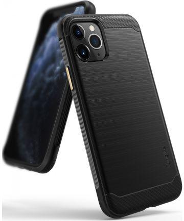 Ringke Onyx Apple iPhone 11 Pro Max Hoesje Zwart Hoesjes