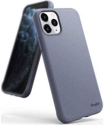 Ringke Air S Apple iPhone 11 Pro Hoesje Lavender Gray Hoesjes