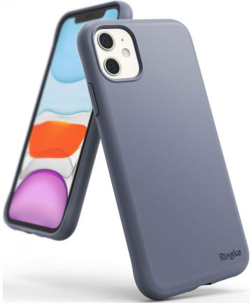 Ringke Air S Apple iPhone 11 Hoesje Lavender Gray