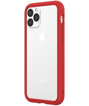 RhinoShield CrashGuard NX Apple iPhone 11 Pro Hoesje Bumper Rood Hoesjes