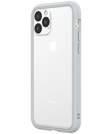 RhinoShield CrashGuard NX Apple iPhone 11 Pro Hoesje Bumper Grijs Hoesjes