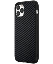 RhinoShield SolidSuit Apple iPhone 11 Pro Hoesje Carbon Fiber