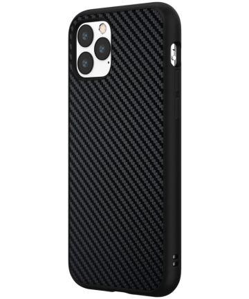 RhinoShield SolidSuit Apple iPhone 11 Pro Hoesje Carbon Fiber Hoesjes