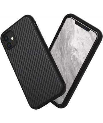 RhinoShield SolidSuit Apple iPhone 11 Hoesje Classic Carbon Hoesjes