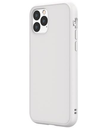 RhinoShield SolidSuit Apple iPhone 11 Pro Hoesje Classic Wit Hoesjes
