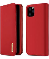 Dux Ducis Wish Series Apple iPhone 11 Pro Max Hoesje Rood