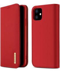 Dux Ducis Wish Series Apple iPhone 11 Hoesje Rood