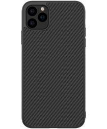 Nillkin Synthetic Fiber Hybride Apple iPhone 11 Pro Hoesje Zwart