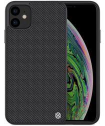 Nillkin Textured Hybride Apple iPhone 11 Hoesje Zwart