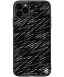 Nillkin Dazzling Hybride Apple iPhone 11 Pro Hoesje Zwart/Grijs