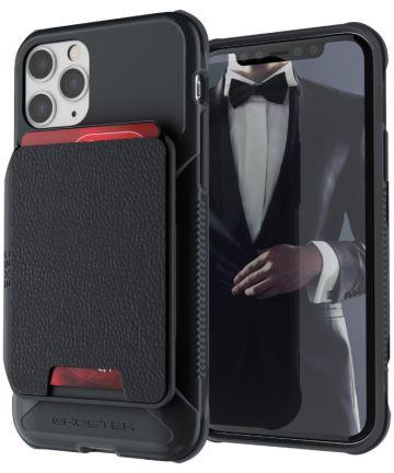 Ghostek Exec 4 Portemonnee Hoesje Apple iPhone 11 Pro Zwart Hoesjes