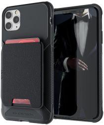 Ghostek Exec 4 Portemonnee Hoesje Apple iPhone 11 Pro Max Zwart