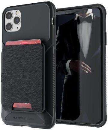 Ghostek Exec 4 Portemonnee Hoesje Apple iPhone 11 Pro Max Zwart Hoesjes