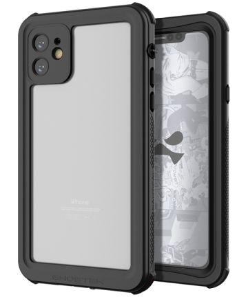 Ghostek Nautical 2 Waterbestendig Apple iPhone 11 Hoesje Zwart Hoesjes