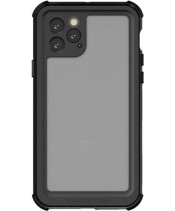 Ghostek Nautical 2 Waterbestendig Hoesje Apple iPhone 11 Pro Max Zwart Hoesjes