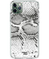 HappyCase iPhone 11 Pro Hoesje Flexibel TPU Slangen Print