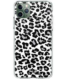 HappyCase iPhone 11 Pro Hoesje Flexibel TPU Panter Print