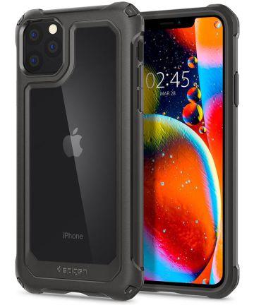 Spigen Gauntlet Apple iPhone 11 Pro Hoesje Grijs Hoesjes
