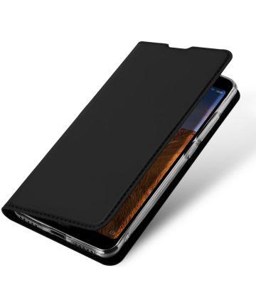 Dux Ducis Skin Pro Series Xiaomi Redmi 7A Flip Hoesje Zwart Hoesjes