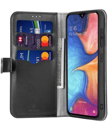 Dux Ducis Kado Series Samsung Galaxy A40 Portemonnee Hoesje Zwart Hoesjes