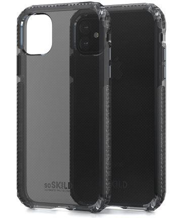 SoSkild Defend Heavy Impact Apple iPhone 11 Hoesje Grijs Hoesjes